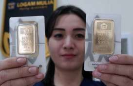 Harga Emas 24 Karat Antam Hari Ini, 23 Mei 2020