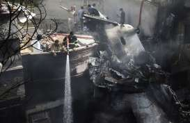 Sebelum Jatuh, Pilot Lapor Mesin Pakistani Airlines Kehilangan Daya
