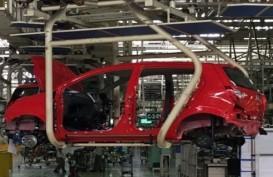 Produksi Mobil Terjerembap, Anjlok hingga 80 Persen Selama PSBB