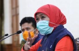 Khofifah: 460.000 Orang Mudik ke Jatim, Proporsi OTG Terus Meningkat