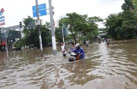 Kota Samarinda Kembali Dikepung Banjir di Malam Takbiran
