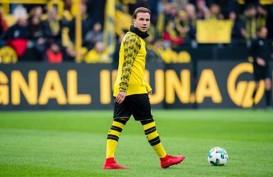Pemenang Piala Dunia Mario Gotze Tinggalkan Borussia Dortmund