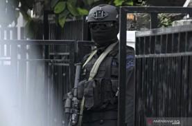 Densus 88 Tangkap Terduga Teroris di Solo