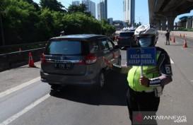 Hari Pertama Lebaran, Arus Tol Jakarta-Cikampek Lengang