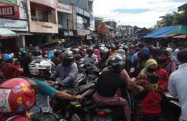 Pemkab Lebak Tutup Pusat Perbelanjaan Raskasbitung Indah Plaza