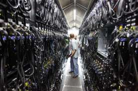 Data Center Nasional Bakal Rampung Tahun Ini