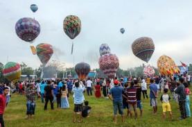 Langgar Larangan Penerbangan Balon Udara, Pemda Wonosobo…