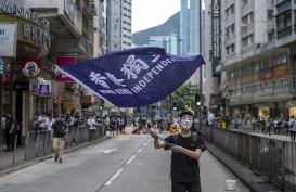Hong Kong Kembali Memanas, Inilah Foto-Foto Bentrokan Saat Demonstrasi