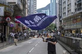 Hong Kong Kembali Memanas, Inilah Foto-Foto Bentrokan…