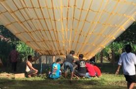 Heboh Balon Udara Ganggu Penerbangan, karena Mudah…