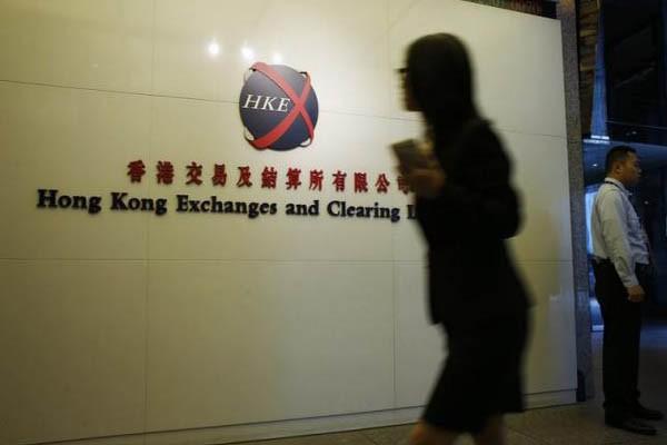 Bursa Hong Kong - Reuters