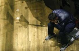 Pelaku Pembongkaran Water Barrier di Pasar Induk Wonosobo Diduga Depresi karena PSBB