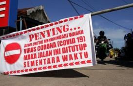 Terlalu! Masyarakat Tutup Akses Jalan Trans Pulau Flores