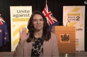 Gaya Tenang PM Jacinda Ardern saat Gempa Guncang Selandia…