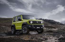 Penjualan Suzuki Jimny Malah Meningkat saat PSBB