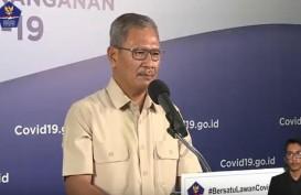 Pasien Sembuh Sejumlah Provinsi per 25 Mei 2020: DKI 1.655, Jawa Timur 489, Bali 295