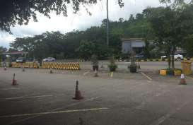 Buntut Larangan Mudik, Rest Area di Tol Cipularang Terpantau Sepi