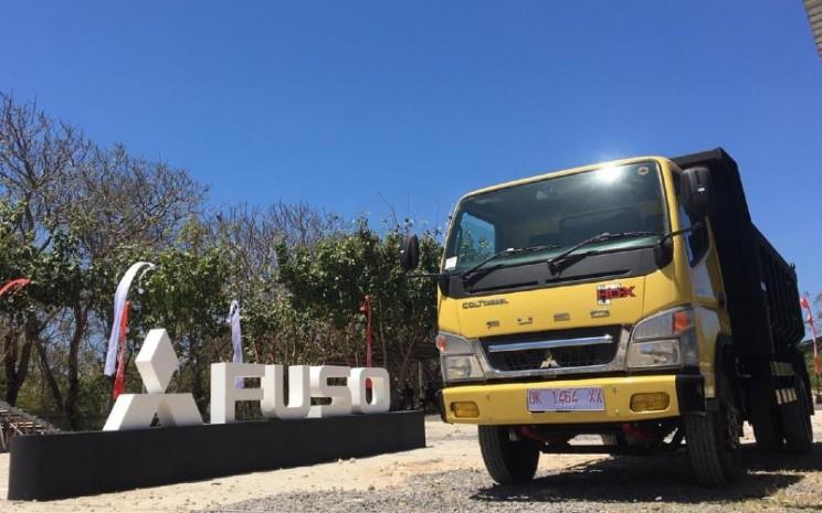 Kapasitas terpasang produksi di pabrik Mitsubishi Fuso di Indonesia mencapai 120.000 unit per tahun.  - MITSUBISHI FUSO