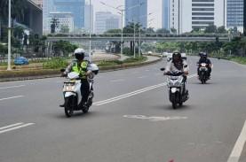 Kualitas Udara Jakarta saat Lebaran 2020: Terbaik…