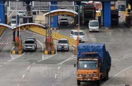 ANGKUTAN BARANG SELAMA IDULFITRI : Produktivitas Truk Logistik Anjlok
