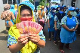 PERSPEKTIF : Ekonomi Lebaran di Tengah Badai Covid-19
