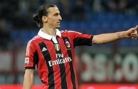 Milan Bersiap Memulai Serie A Lagi, Cedera Ibrahimovic Kambuh