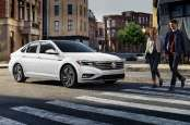 Volkswagen Jetta Panen Penjualan di China