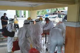 Wali Kota Tidore Kepulauan Dirujuk ke Ternate dengan…