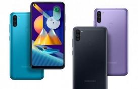 Lengkapi Galaxy M Series, Samsung Luncurkan Galaxy M11