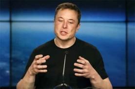 Elon Musk Ganti Nama Anaknya yang Unik, Jadi Apa?