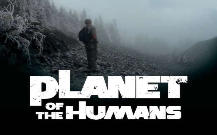 Film Planet of The Humans dihapus oleh Youtube.