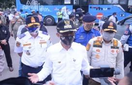 Kasus Positif Covid-19 Palembang masih Naik, PSBB segera Dievaluasi