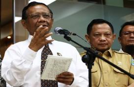 Mahfud MD Instruksikan Pengamanan Natuna dan Perbatasan Ditingkatkan