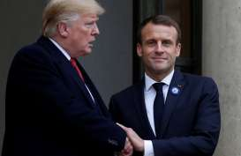 Macron Segera Umumkan Stimulus Industri Otomotif