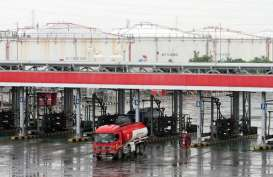 Penyaluran BBM Nasional Merosot 32 Persen Saat Lebaran