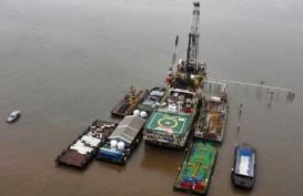 Survei Seismik Laut 2 Dimensi Jambi Merang Capai 76,4 Persen
