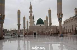 Saudi Longgarkan Lockdown, Masjid Nabawi Dibuka Minggu 31 Mei