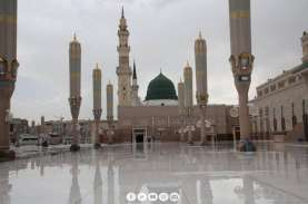 Saudi Longgarkan Lockdown, Masjid Nabawi Dibuka Minggu…