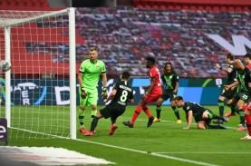 Hasil Lengkap & Klasemen Bundesliga, Bayer Leverkusen…