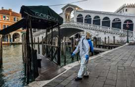 Kasus Positif Baru Covid-19 di Italia Terus Menyusut