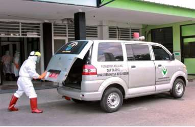 13 Pasien Covid-19 Klaster Pabrik Rokok Dipindah ke RS Kilisuci Kediri