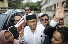 Mengantuk, Eggi Sudjana Kecelakaan Tunggal di Bogor