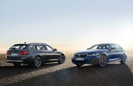 BMW 5 Series Baru Bergaya Sportif, Interior Bernuansa Premium