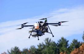 Drone Jadi Solusi Logistik di Amerika Serikat