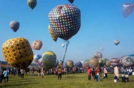 Video Penerbangan Balon Udara Ponorogo yang Bawa 1.500…