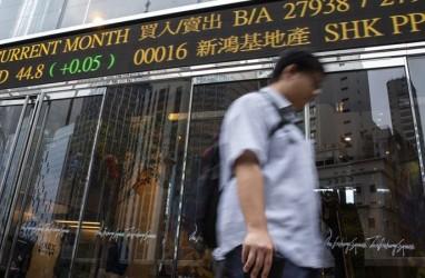 Investor China Berbondong Borong Saham Bursa Hong Kong