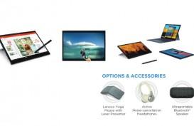Lenovo Rilis Dua Perangkat Baru, Ini Spesifikasinya