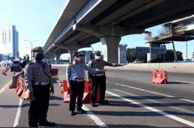 Polda Metro Jaya Putar Balik 1.223 Kendaraan, Mayoritas…