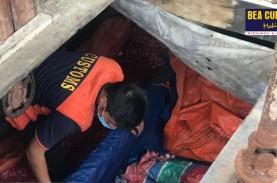 Operasi Jaring Sriwijaya Bea Cukai Gagalkan Penyelundupan…
