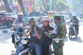 Pengerahan TNI-Polri, Doni Monardo: Bukan untuk Menakuti…
